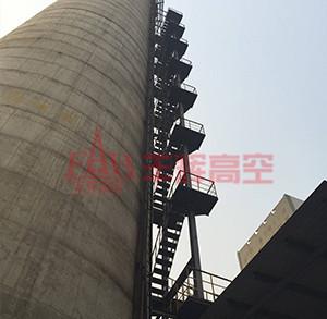 烟囱折梯制作安装