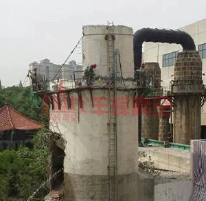 混凝土烟囱拆除价格