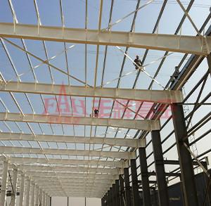 厂房钢结构安装防腐工程