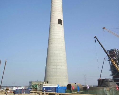 重庆150米烟囱工程信息