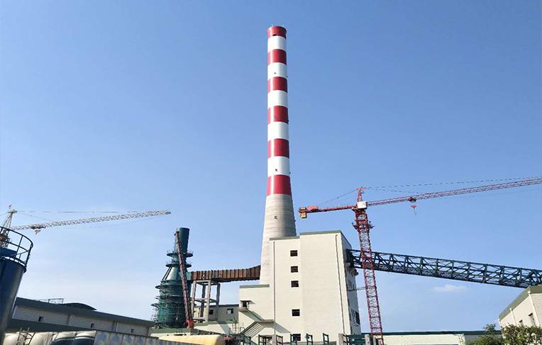 重庆150米烟囱工程